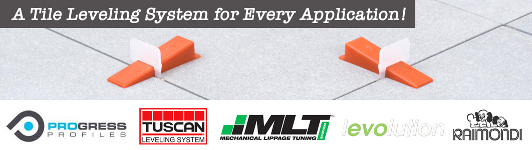 tile leveling progress profiles tuscan mlt raimondi levolution