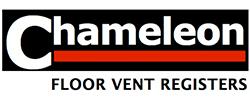 Chameleon Floor Vent Registers