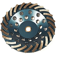 Concrete Grinding Discs, Cups, & Wheels