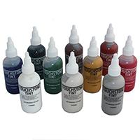 Epoxy Colorants and Hardeners