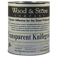 Stone Polyester Adhesives