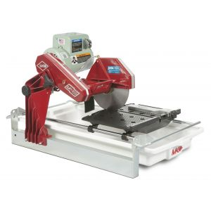 MK 100 Tile Saw - Wet