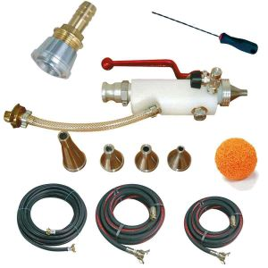 Imer Stucco, Grouting (tuck pointing), Waterproofing, & Fine Coatings Gun Kit - 1107010