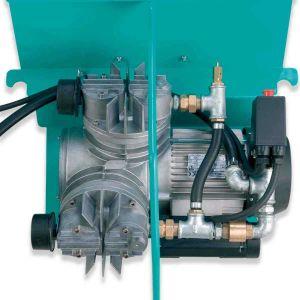Imer IM250 Dual Diaphragm V-Stroke Compressor - 1107546