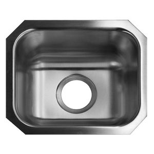 MasterSink Stainless Steel Undermount Sink 1210