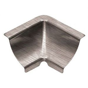 135° 2-WAY Brushed Stainless Steel