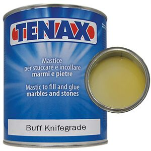 Tenax Knife Grade Adhesive - Buff 1 Liter