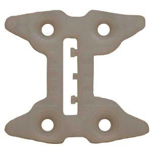 MLT Bottom Plates for MLT Tile Leveling System - Porcelain