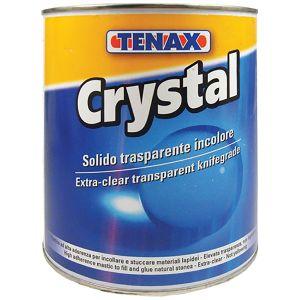 Tenax Crystal Knife Grade Polyester Adhesive - 1 Liter