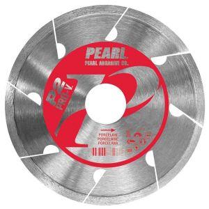 Pearl Abrasive P2 Pro-V Dry Porcelain Blades