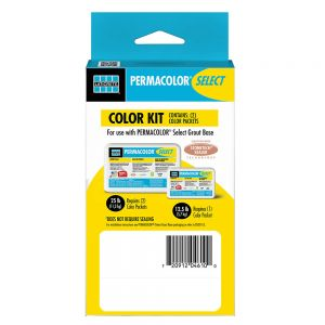 Laticrete PERMACOLOR Select Grout Color Kit (2 pack)
