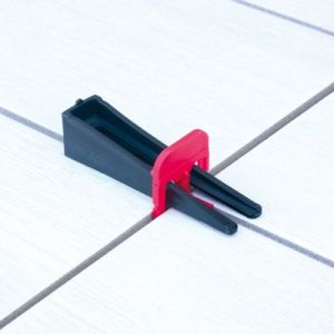 Alpha EZ Wedge Tile Leveling Wedges - 130 pcs (Alpha EZ Wedge Clips sold separately)