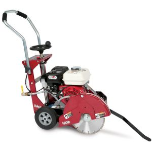 MK Diamond CX-3 Series Walk-Behind Gas Concrete Saw