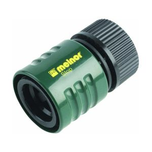 Melnor Stop - 4MQC - Garden Hose Quick Connect (Melnor Quick Connect)