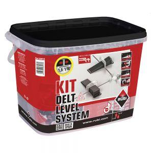Rubi Delta Tile Leveling System Kit