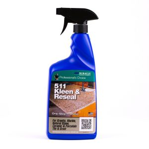 Miracle Sealants 511 Kleen & Reseal - 32 oz. Spray Bottle