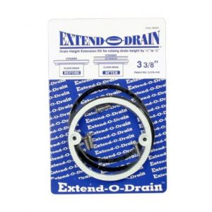 Extend-O-Drain Kit - 3-3/8in