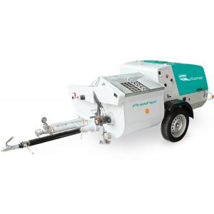 Imer Silent 300 Prestige Pumping and Spraying Machine