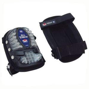 All Terrain Marshalltown Knee Pads with Removable Guards