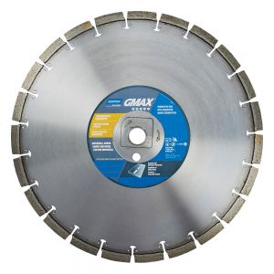 Norton GMAX Med/Soft aggregate Concrete Diamond Blade