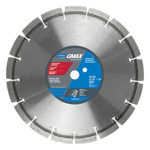 Norton GMAX Medium/Hard Aggregate Concrete Diamond Blade