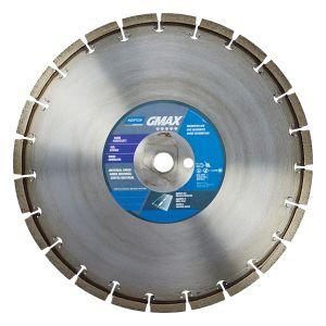 Norton GMAX Hard Aggregate Diamond Blade