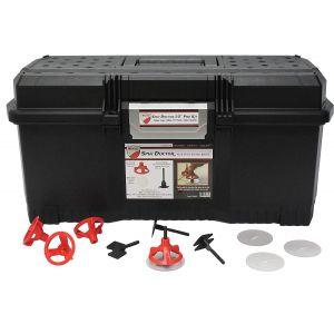 Spin Doctor Tile Leveling System Kit 1/8