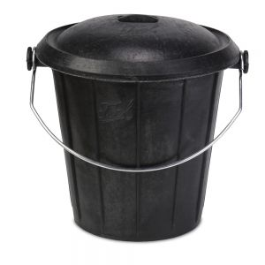 Rubi Tools 7.9 Gallon Rubber Mixing Bucket 88827
