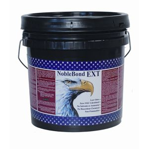 NobleBond EXT Wet-Set Adhesive - 4 Gallon