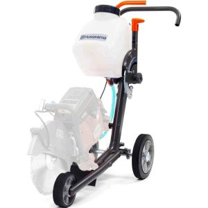 Husqvarna KV 760 / KV 970 Power Cutter Cart w/water tank