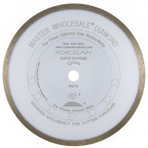 MWI White Porcelain Diamond Blade - Wet