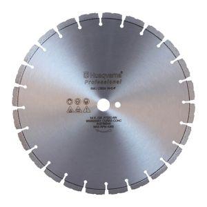 Husqvarna Professional F610C Heavy Duty Concrete Blade