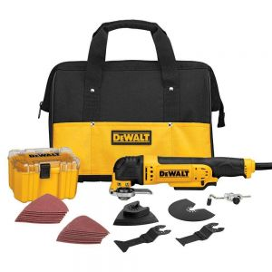 DEWALT Oscillating Tool Kit - DWE315K