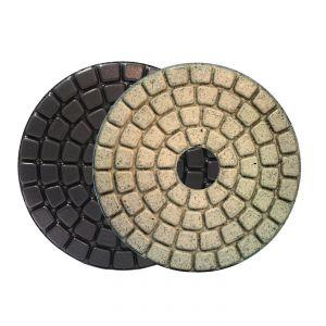 Alpha Ceramica Buff Final Polish Pads - 4