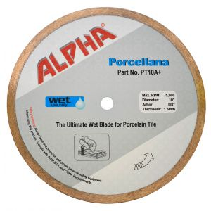 Alpha Porcellana Wet Saw Blade