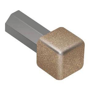 Schluter Quadec in Aluminum beige (TSB)