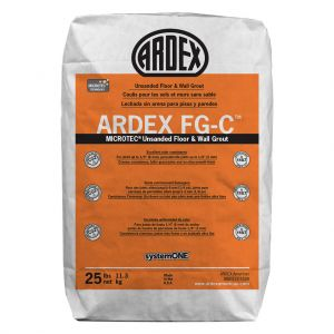 Ardex FG-C Unsanded Grout - For Walls And Floor