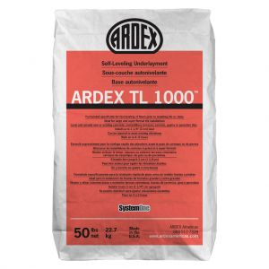Ardex TL 1000 Self-Leveling Underlayment