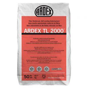 Ardex TL 2000 Fiber Reinforced Self-Leveling Underlayment
