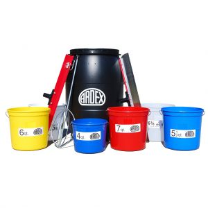 Ardex TOOL KIT For the Installation of Ardex Self-Leveling Cements