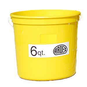 Ardex 6 Qt Measuring Bucket