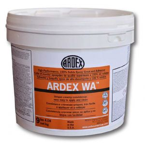 Ardex WA Epoxy Grout - High Performance, 100% Solids Epoxy Grout and Adhesive.