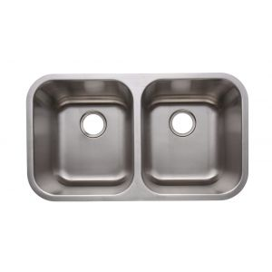 Amerisink Deluxe Undermount Stainless Steel Sink AS101 31