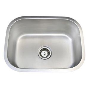 Amerisink Deluxe Undermount Stainless Steel Sink AS106 23