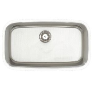 Amerisink Deluxe AS1129 Stainless Steel Sink  31
