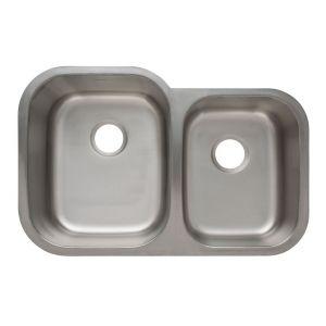 Amerisink Economy Undermount Stainless Steel Sink AS120 32