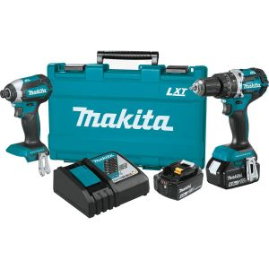 Makita XT269M 18V LXT 2pc. Combo Kit (4.0Ah)