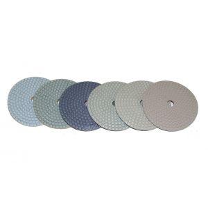 Alpha Ceramica Dry Polishing Disk Kit - 4