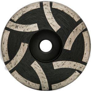 Diamax Cyclone Flat Resin Cup Wheels - 4