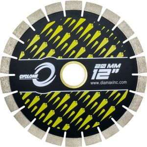 Diamax Cyclone Silent Core High Speed Diamond Blade